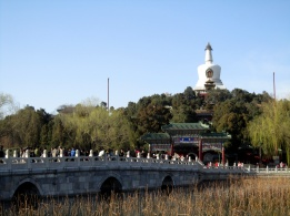 Tempelkloster der weißen Pagode - Peking